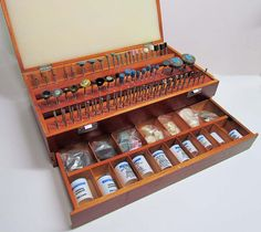 Railroad Line Forums - A storage case for Dremel bits