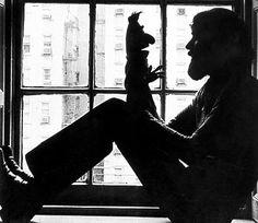 Jim Henson with Bert