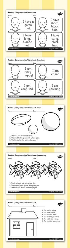 Twinkl Resources >> Reading Comprehension Worksheets Higher Ability >> Printable resources for Primary, EYFS, KS1 and SEN. Thousands of classroom displays and teaching aids! Literacy, English, Reading, Worksheets, SEN