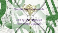 Personal Loans. Residential Mortgages, Commercial Loans, Credit Repair, Corporate Lending, Small Business Loan,Start Up Business Loan http://www.eternalkeyinvestmentsllc.com/
