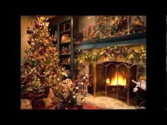 ▶ 3 Hours of Christmas Songs  For when you just need some Holiday music in the background.