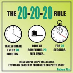 Living in a world of computers, smart phones, and tablets causes many people to experience digital eye strain. Symptoms of eyestrain include sore, tired. Dry Eyes Causes, Dry Eye Symptoms, Eye Facts, Sore Neck, Eye Infections, Eye Exam, Healthy Eyes, Eyes Problems, Eye Doctor