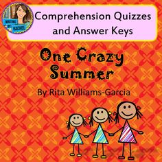 One crazy summer quizzes and answer keys quizzes homework and one crazy summer quizzes and answer keys fandeluxe Gallery