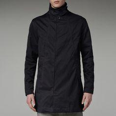 0261132709051 G-Star RAW   Men   Jackets-coats   MARC NEWSON TRENCHCOAT , Hd