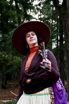 Elerion (Arcana) - Mirabelle Bittervoorn, magier en priesteres van de Meester