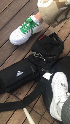 Dame Nike Air Max 97 LX Hvid Sort Bling Sko
