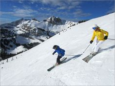 Skiing can be like dancing - only no crowded dark dance floors with sticky beer spills and sweaty smelly gropers  ;- )