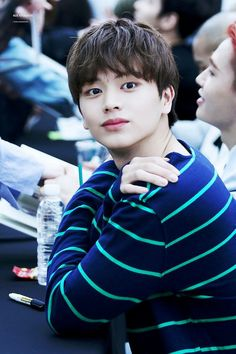 he looks like bambi or something idk he's cute OKAY- Yook Sungjae Cute, Sungjae And Joy, Lee Dong Wook, Lee Jong Suk, Btob Members, Who Are You School 2015, Yongin, Korean Artist, Seong