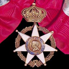 The Civil Order of the Cross of the Haitian Legion of Honour: Grand Cross, sash and sash badge.