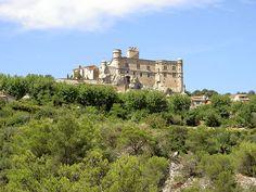 Francia Castillo de Barroux