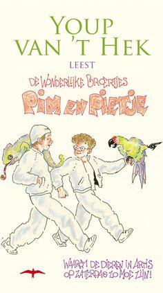 luisterboek de wonderlijke broertjes pim en pietje - Google zoeken