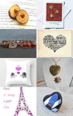 Put a Little Love in Your Heart by Trisha Tatsch on Etsy--Pinned with TreasuryPin.com