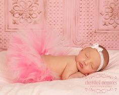 Babies in tutus are too cute!