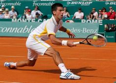 ATP Monte Carlo: Novak Djokovic needed 3 sets again today to advance to the Quarter Finals
