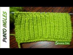 Paso a paso es muy fácil de hacer es igual que si estubíeramos elaborando una labor a Dos Agujas pero solo con una de Crochet (Ganchillo). Anímate a tejer so...