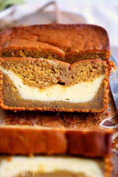 ... Pumpkin on Pinterest | Pumpkin cheesecake, Banana bread and Desserts