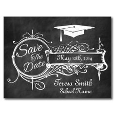 Congratulations Retro Colors Card Baby Congratulations Card And - Graduation save the date templates free