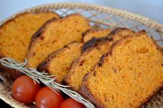Wolkenkrümelchen - Tomaten-Rosmarin-Brot (vegan)