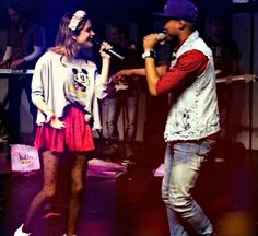 Eeh Violetta & Broduey  I love them