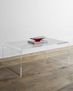 "Crystalline+Coffee+Table+at+Horchow.  $419  •38""W x 22""D x 15""T."