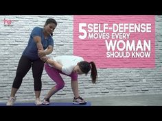 Train this Muscle and Eliminate Fat - 5 Self-Defense Moves Every Woman Should Know Krav Maga Self Defense, Self Defense Moves, Self Defense Techniques, Survival Tips, Survival Skills, Learn Krav Maga, Combat Training, Positive Body Image, Senior Fitness