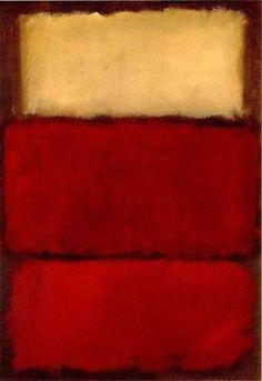 Red - Mark Rothko