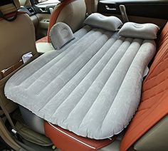 Travel Inflatable Car Mattress.  ** Ideal when travelling with low budget **. $69.99