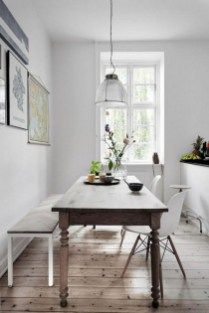 Small Dining Table Ideas 00008 Scandinavian Dining Room