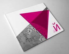 Modern design inspiration, Й one magazine one project by Mauro De Donatis, via Behance