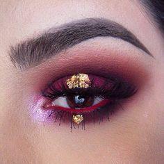 In wish my eyes weren't so allergic to red More