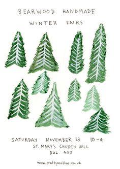 Bearwood Handmade Winter Flyer