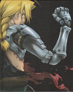 Fullmetal alchemist, Edward