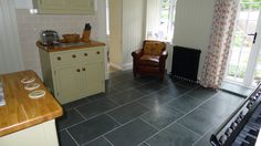 Stone Store, Slate, Natural Stones, Tile Floor, Inspirational, Flooring, Projects, Photos, Log Projects