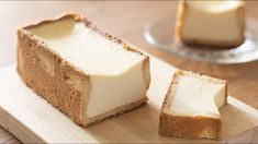 Bake Cheese Tart, Cheese Tarts, Baked Cheese, Ground Almonds, Cheesecakes, Food To Make, Lemon, Sweets, Snacks