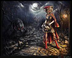 ☆ Little Red Riding Hood -::- Artist Igor Arty ☆