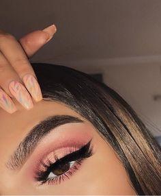 ☼ ☾pinterest | Itsmypics Skin Makeup, Beauty Makeup, Glam Makeup, Makeup Art, Makeup Tips, Makeup Blog, Drugstore Makeup, Makeup On Fleek, Cute Makeup Looks