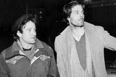 christopher+reeve's+son | Robin Williams y Christopher Reeve, en sus años de estudiantes