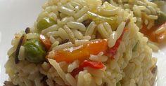 συνταγές μαγειρική-διατροφή και υγεία Healthy Food, Healthy Recipes, Risotto, Rice, Vegan, Vegetables, Ethnic Recipes, Greek, Healthy Foods