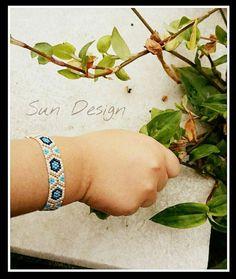 #miyuki #boncuk #beads #peyote #stitch #bracelets