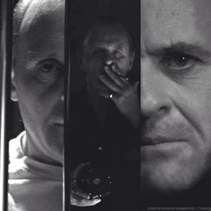 Dr Hannibal Lecter (Anthony Hopkins)