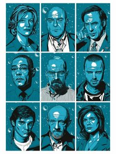 Breaking Bad....Chris Morkaut