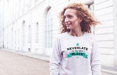 LOOKBOOK | NeverLate NEVERLATE IS THE NEW BLACK