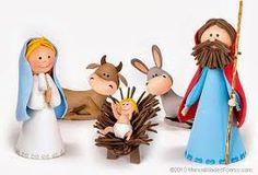 Resultado de imagem para presepios natalinos artesanais
