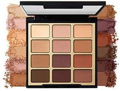 Milani Most Loved Mattes Eyeshadow Palette Ounce) 12 Cruelty-Free Matte Eyeshadow Colors for Long-Lasting Wear Metallic Eyeshadow Palette, Colourpop Eyeshadow Palette, High Pigment Eyeshadow, Eyeshadow For Brown Eyes, Eye Palette, Colorful Eye Makeup, Colorful Eyeshadow, Milani Cosmetics, Eyes Lips Face