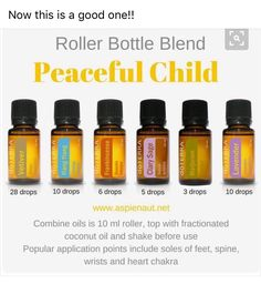 Learn about the TOP 7 LAVENDER Oil BENEFITS. LAVENDER Do It Yourself Recipes peaceful child recipe diy essential oils doterra roller bottle blend clary sage vetiver lavender frankincense marjoram ylang ylang Essential Oils For Kids, Essential Oil Uses, Natural Essential Oils, Essential Oil Diffuser, Baby Massage, Roller Bottle Recipes, Healing Oils, Natural Healing, Doterra Essential Oils