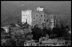il castello di balestrino