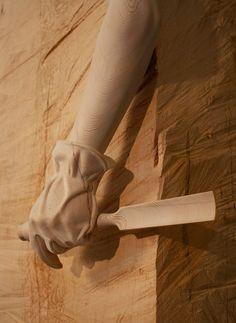 Tallando Madera, luisonte: Esculturas hechas de madera / Wood Yeah