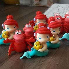 (notitle) The post appeared first on Dress Models. Cute Polymer Clay, Cute Clay, Polymer Clay Dolls, Polymer Clay Miniatures, Polymer Clay Projects, Clay Crafts, Diy And Crafts, Little Mermaid Cakes, The Little Mermaid