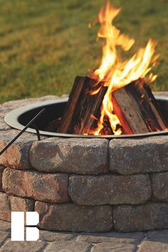 Great source for outdoor lighting and warmth in the transition from fall to winter, or winter to spring. Fire Pit Designs, Outdoor Lighting, Outdoor Decor, Composite Decking, Outdoor Fire, Outdoor Entertaining, The Great Outdoors, Backyard, Conversation