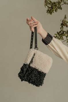 Symmetry Shearling Fanny Pack – Your Bag of Holding